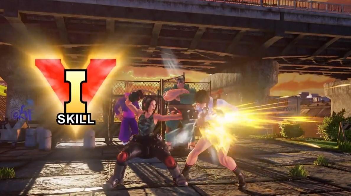 《街头霸王5》风间晶角色预告 展示角色招式特色  第4张