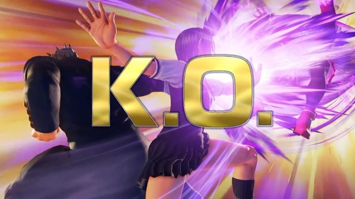 《街头霸王5》风间晶角色预告 展示角色招式特色  第7张