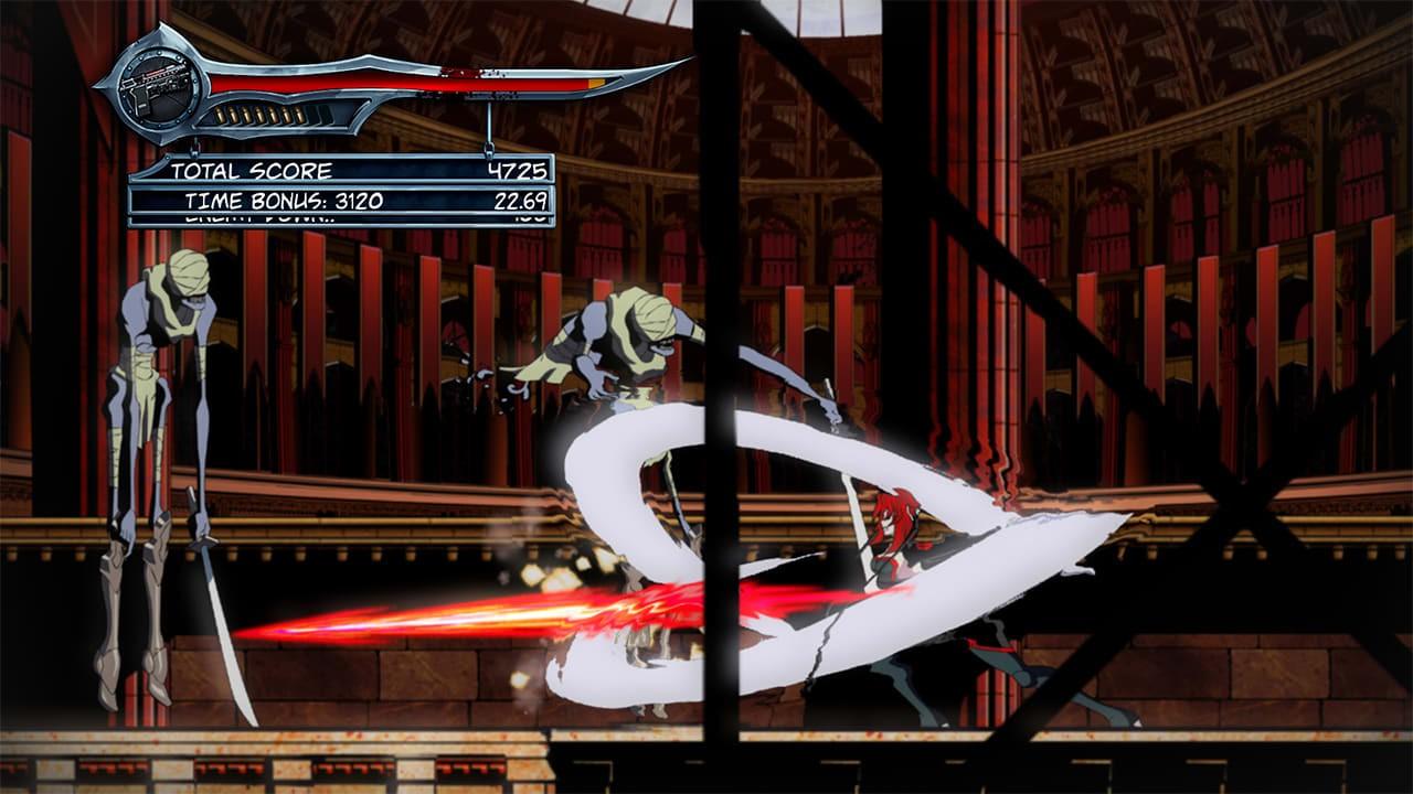 强化改进版《吸血鬼莱恩:背叛》9月9日登陆NS  第2张
