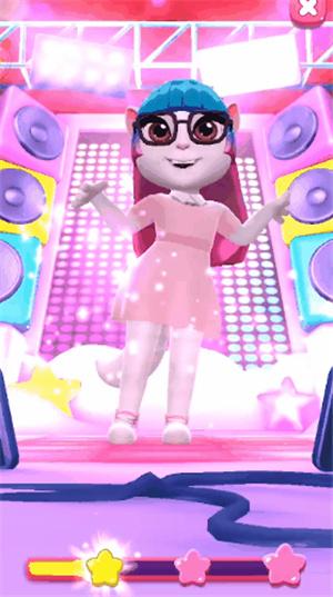 在舞台上一起闪耀!《我的安吉拉2》专业舞蹈跳出来  第2张