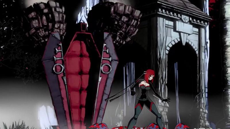 《吸血鬼莱恩:背叛》加强版新预告 性感美女杀敌  第1张