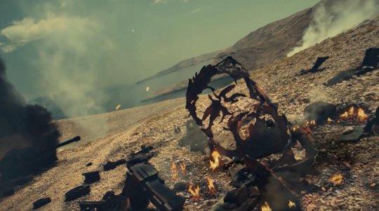 《使命召唤:先锋》先导片公开 今年第四季度或将发售  第3张