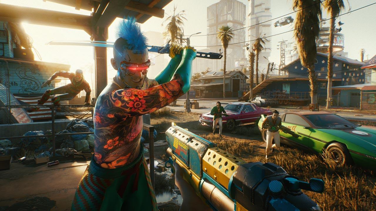 玩家对《赛博朋克2077》免费DLC不太满意 CDPR诉苦  第2张