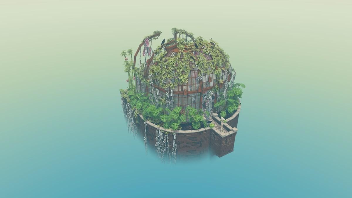 改造荒地打造立体庭院 《云端花园》9月1日Steam正式发售  第2张