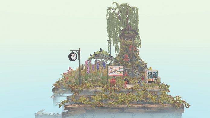 改造荒地打造立体庭院 《云端花园》9月1日Steam正式发售  第5张