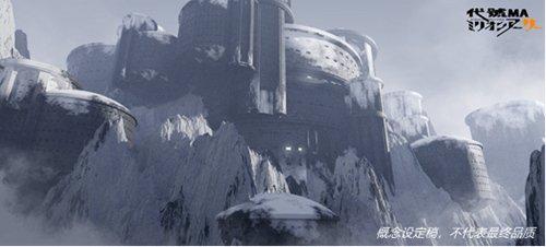 《代号MA》场景概念图解禁 冒险舞台大揭晓  第3张