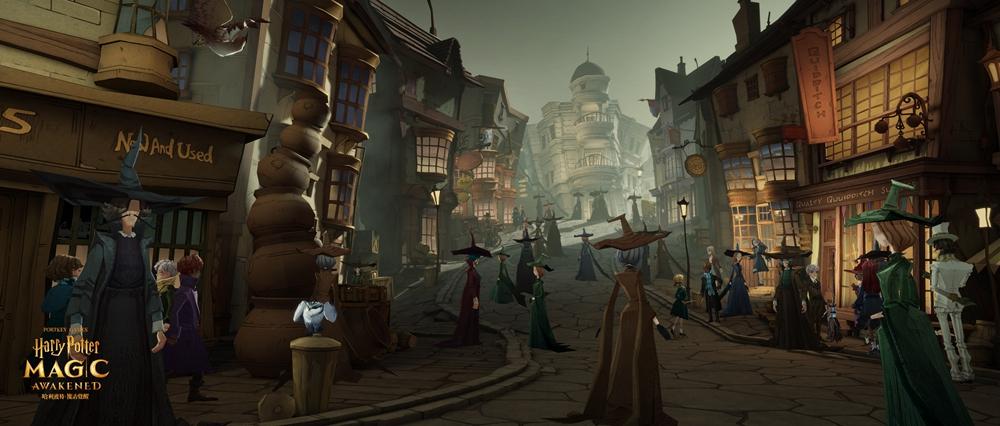 《哈利波特:魔法觉醒》9月9日全平台上线,欢迎回到霍格沃茨  第3张