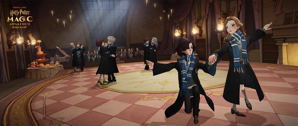 《哈利波特:魔法觉醒》9月9日全平台上线,欢迎回到霍格沃茨  第5张