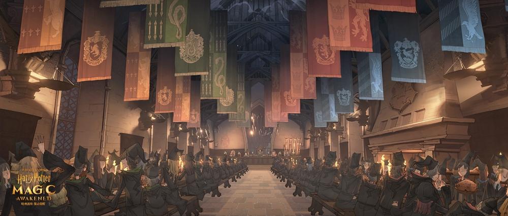 《哈利波特:魔法觉醒》9月9日全平台上线,欢迎回到霍格沃茨  第9张