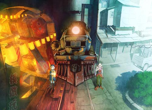 原创动画《KURAYUKABA》全篇制作决定  第2张