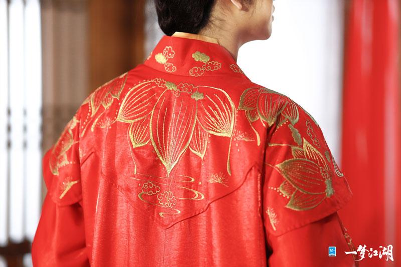花月佳期《一梦江湖》玩家集体婚礼官宣!  第5张