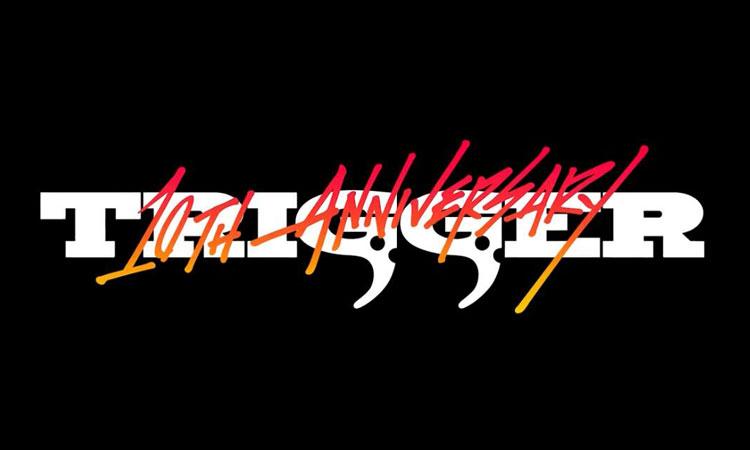 TRIGGER扳机社十周年纪念视频 官方超燃混剪  第1张