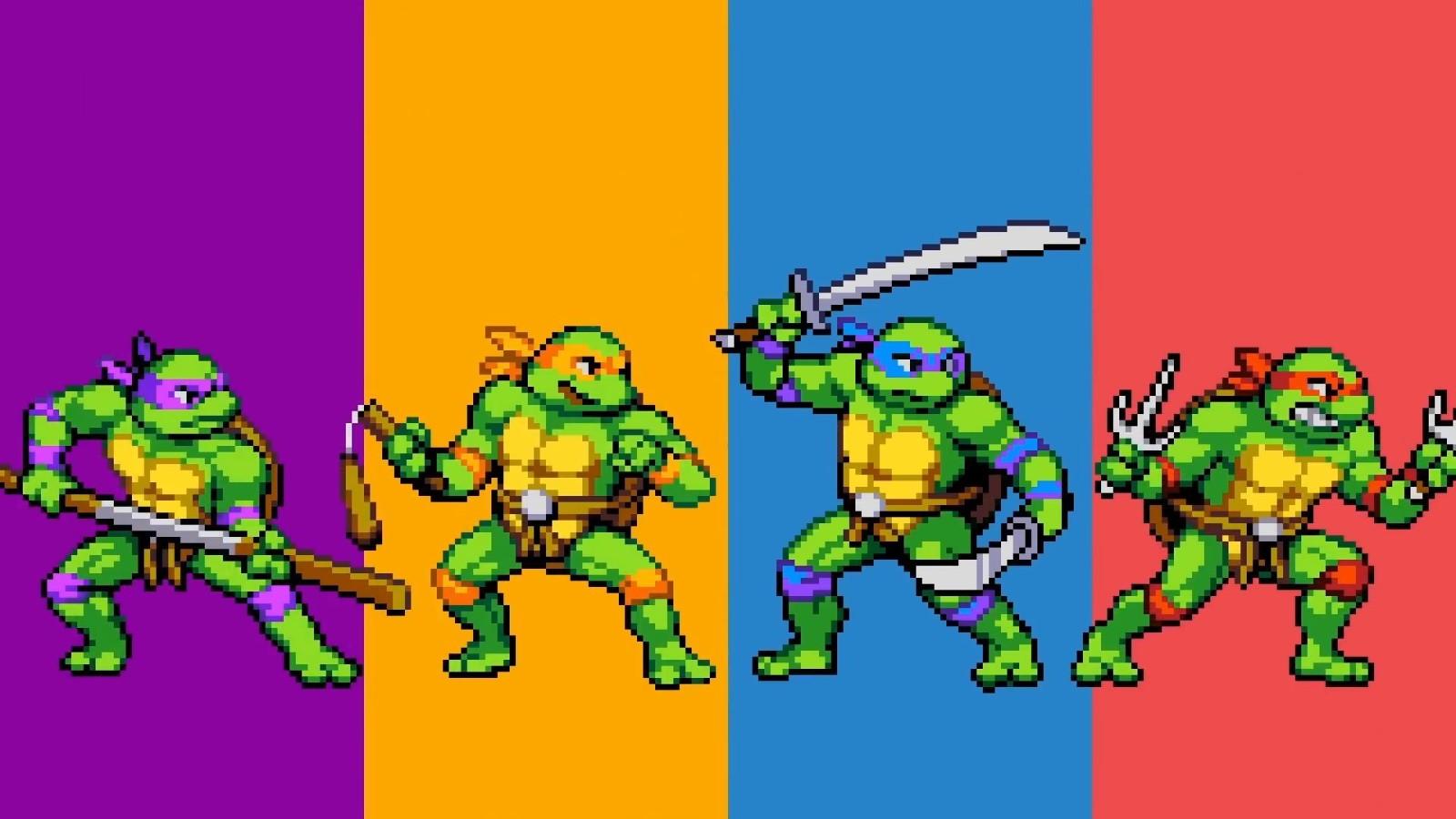 《忍者神龟:施莱德的复仇》将出席科隆展 展示全新内  第1张