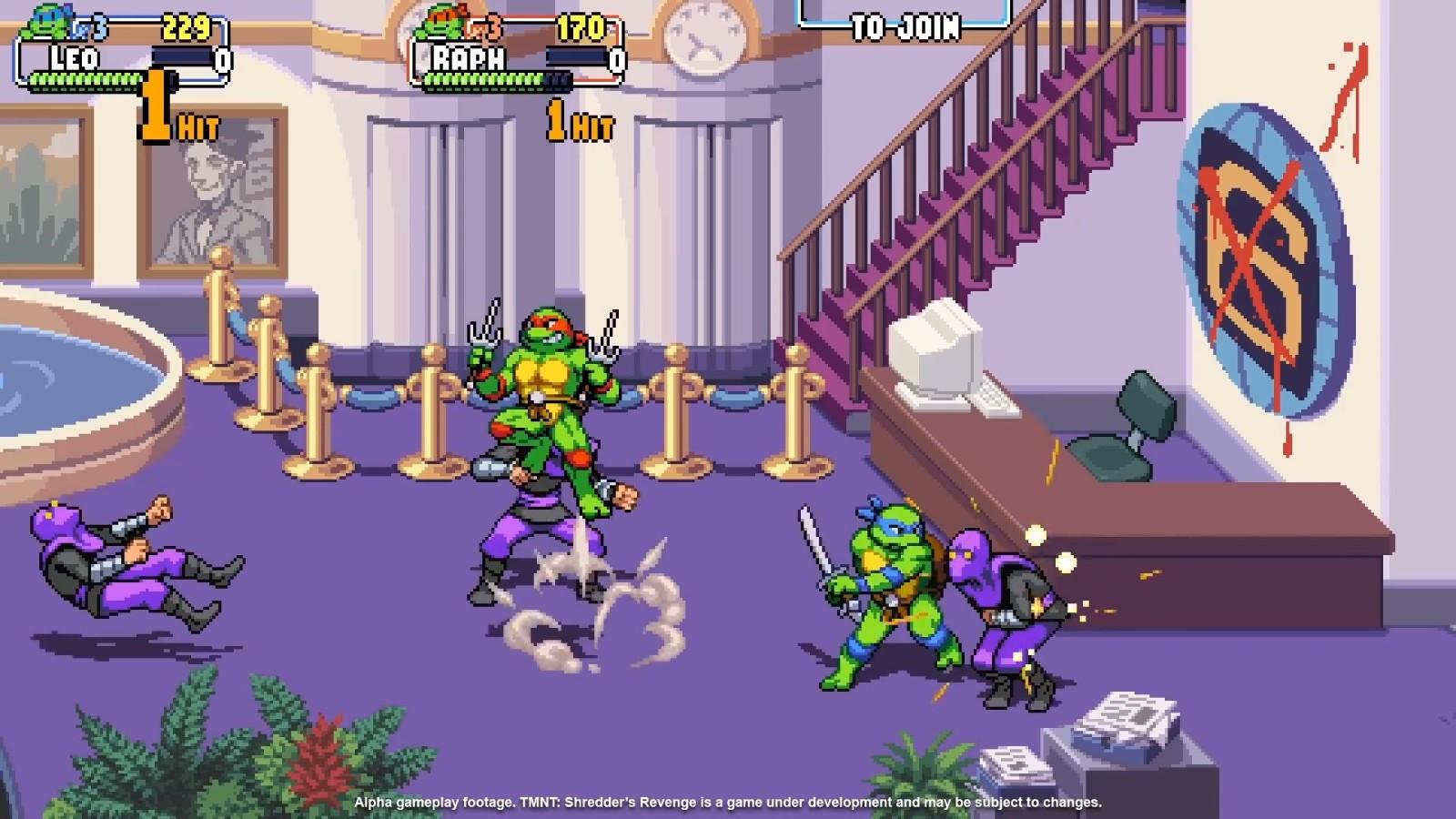 《忍者神龟:施莱德的复仇》将出席科隆展 展示全新内  第2张