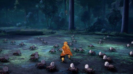 《鬼灭之刃 火之神血风谭》新情报公开 将免费更新追加可用角色  第7张
