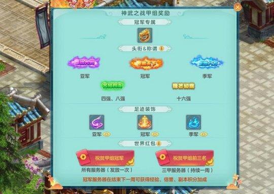 《神武4》电脑版神武宝录第十赛季正式开启 新一届神武之战即将打响  第6张