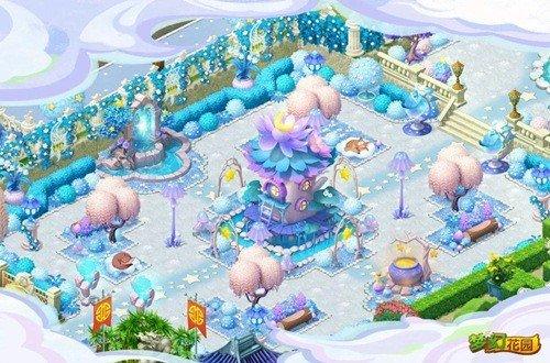 《梦幻花园》4周年版本爆料 全新萌宠伴你云间梦游  第3张