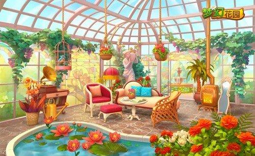 《梦幻花园》4周年版本爆料 全新萌宠伴你云间梦游  第6张